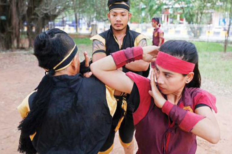 An ancient and mystical Khmer martial art claws its way back